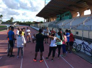 Formation d'encadrement sportif multisport